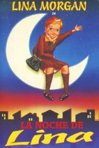 La noche de Lina movie poster