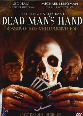 Poster of Dead Man's Hand