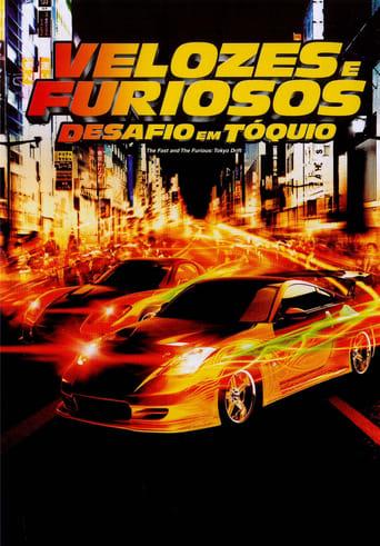 Baixar Velozes e Furiosos: Desafio em Tóquio Torrent (2006) Dublado / Dual Áudio 5.1 BluRay 720p | 1080p Download