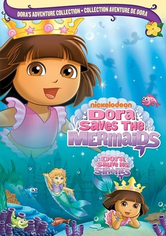Dora the Explorer: Dora Saves the Mermaids poster