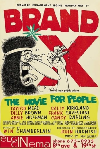 Poster of Brand X