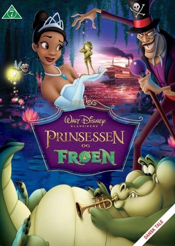Prinsessen og frøen