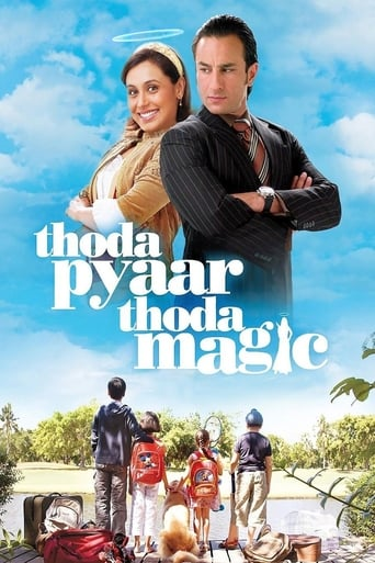 Poster of Thoda Pyaar Thoda Magic