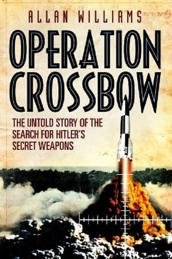 Poster of Operation Crossbow