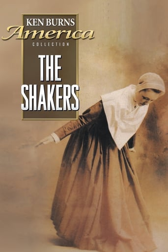 Poster of The Shakers: Hands to Work, Hearts to God