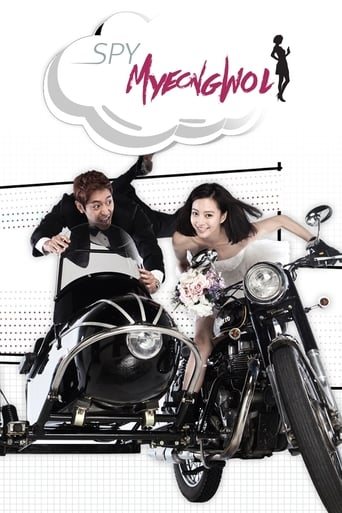 Poster of Spy MyeongWol