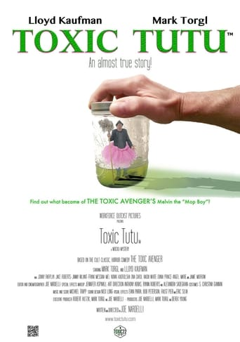 Poster of Toxic Tutu
