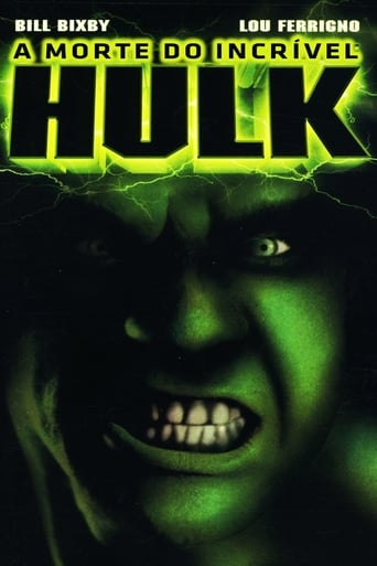 A Morte do Incrível Hulk - Poster