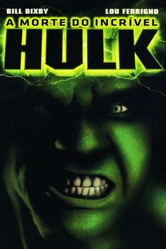 A Morte do Incrível Hulk Torrent (1990) Dual Áudio DVDRip x264 – Download
