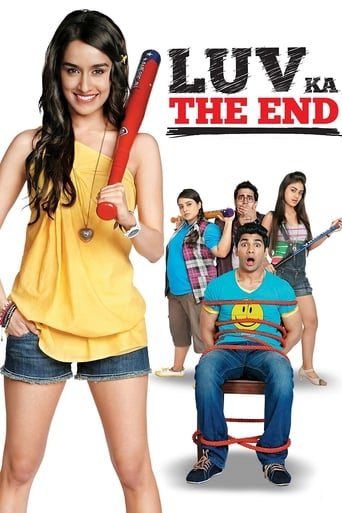 Poster of Luv Ka the End