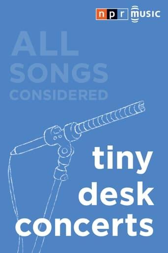 Capitulos de: NPR Tiny Desk Concerts