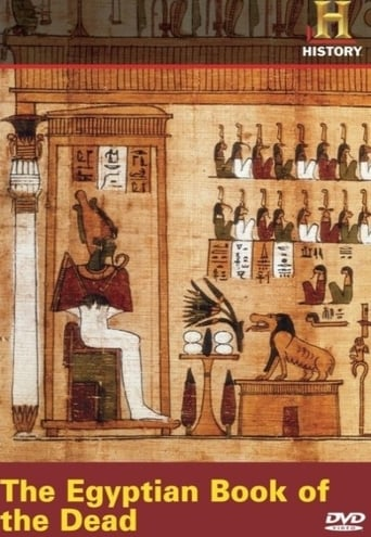 Poster of The Egyptian Book of the Dead