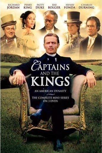 Poster of Captains and the Kings
