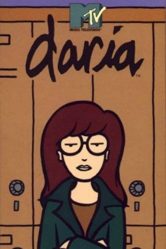 Poster of Behind the Scenes at Daria