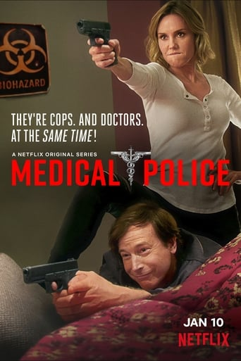 Medical Police Poster
