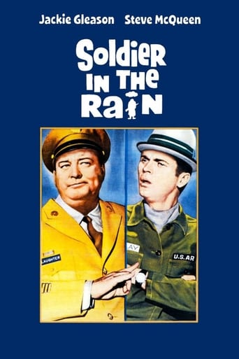 Poster of Soldier in the Rain