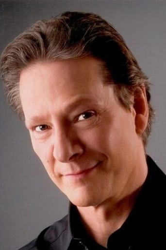 Chris Cooper alias July Johnson