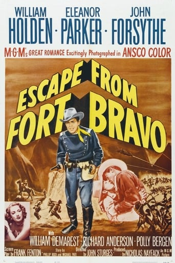 Escape from Fort Bravo Yify Movies