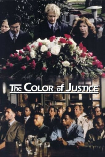 Poster of Color of Justice