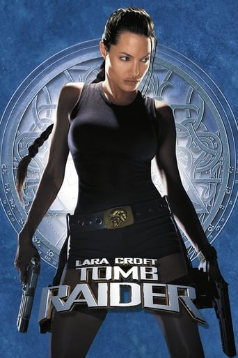 Lara Croft: Tomb Raider (2001) - poster