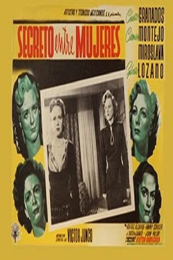 Poster of Secreto entre mujeres