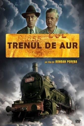 Poster of Złoty pociąg