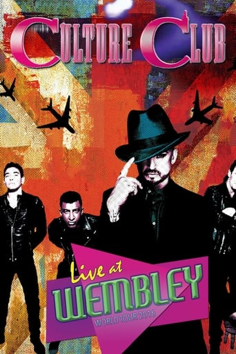 Poster of Culture Club: Live At Wembley: World Tour 2016