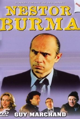 Poster of Nestor Burma
