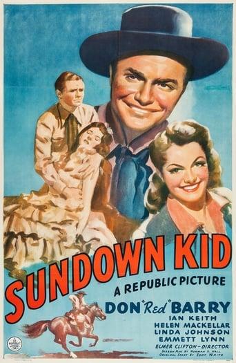Poster of The Sundown Kid fragman