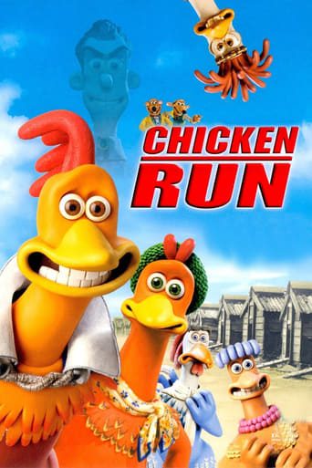 Poster Chicken Run