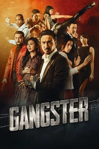 Poster of Gangster