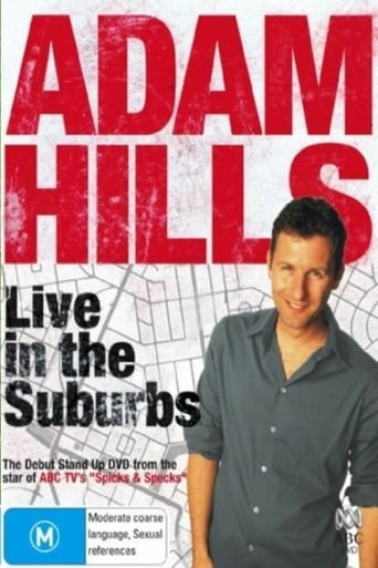 Adam Hills - Live in the Suburbs