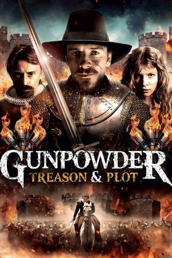 Poster of Gunpowder, Treason & Plot