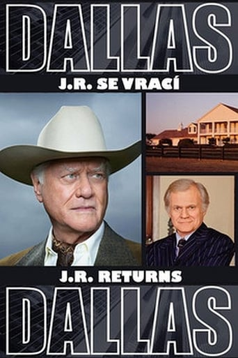 Poster of Dallas: J.R. Returns