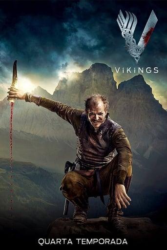 Vikings 4ª Temporada - Poster