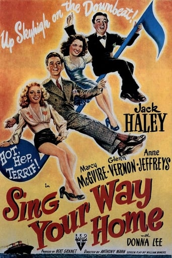 Poster of Sing Your Way Home