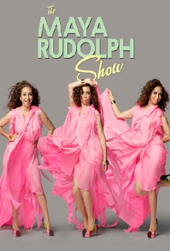Poster of The Maya Rudolph Show
