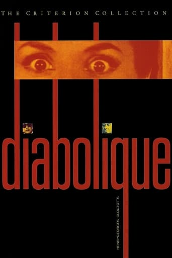 Poster Diabolicele (Les diaboliques)