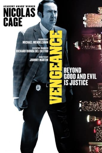 Poster of Vengeance: A Love Story