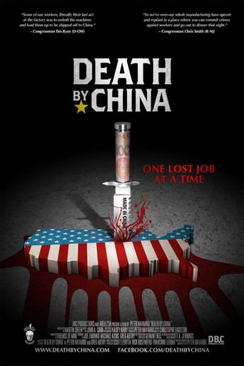 Death by China Poster