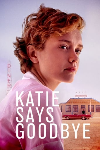 Poster of Katie Says Goodbye