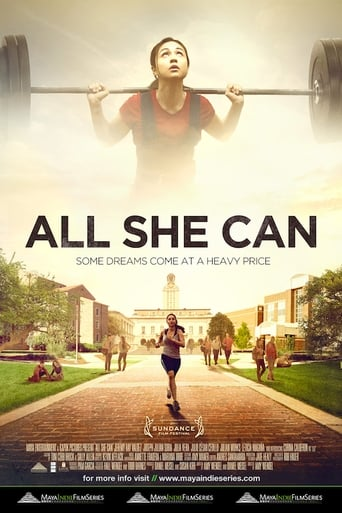 Poster of All She Can