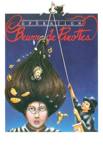 Poster of Opération Beurre de Pinottes