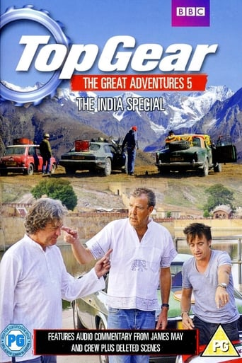 Top Gear: India Special