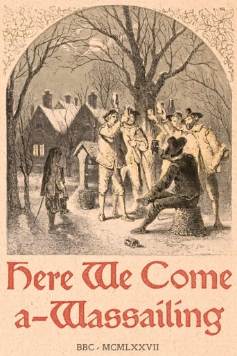 Poster of Here We Come A-Wassailing