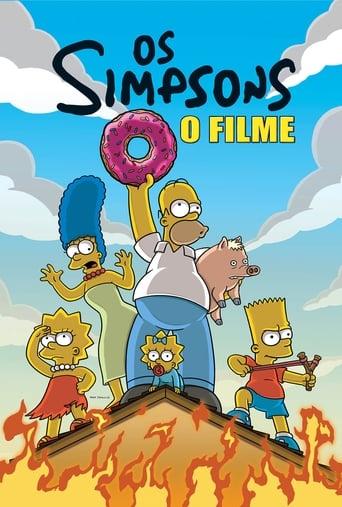 Os Simpsons – O Filme 2007 Torrent Download – BluRay 720p | 1080p 5.1 Dual Áudio