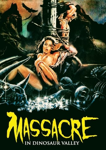 Poster of Massacre in Dinosaur Valley