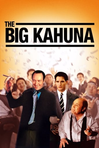 Poster of The Big Kahuna