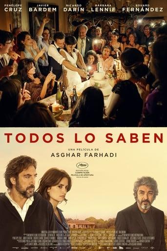 Poster of Todos lo saben