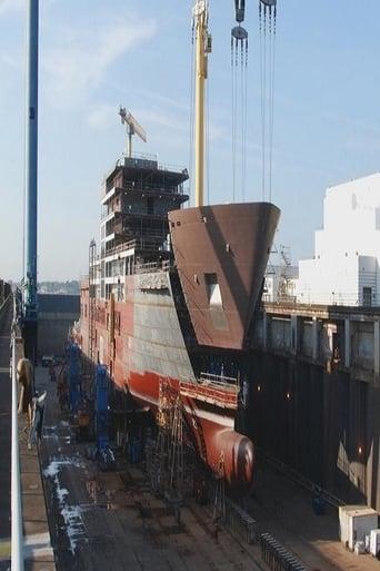 20.000 Tonnen Luxus- Ein Kreuzfahrtschiff wird gebaut